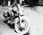 Harley_Davidson_in_the_Snow_by_Ecclectic