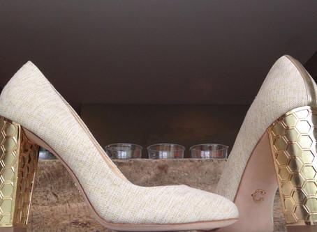 Honeycomb Heels