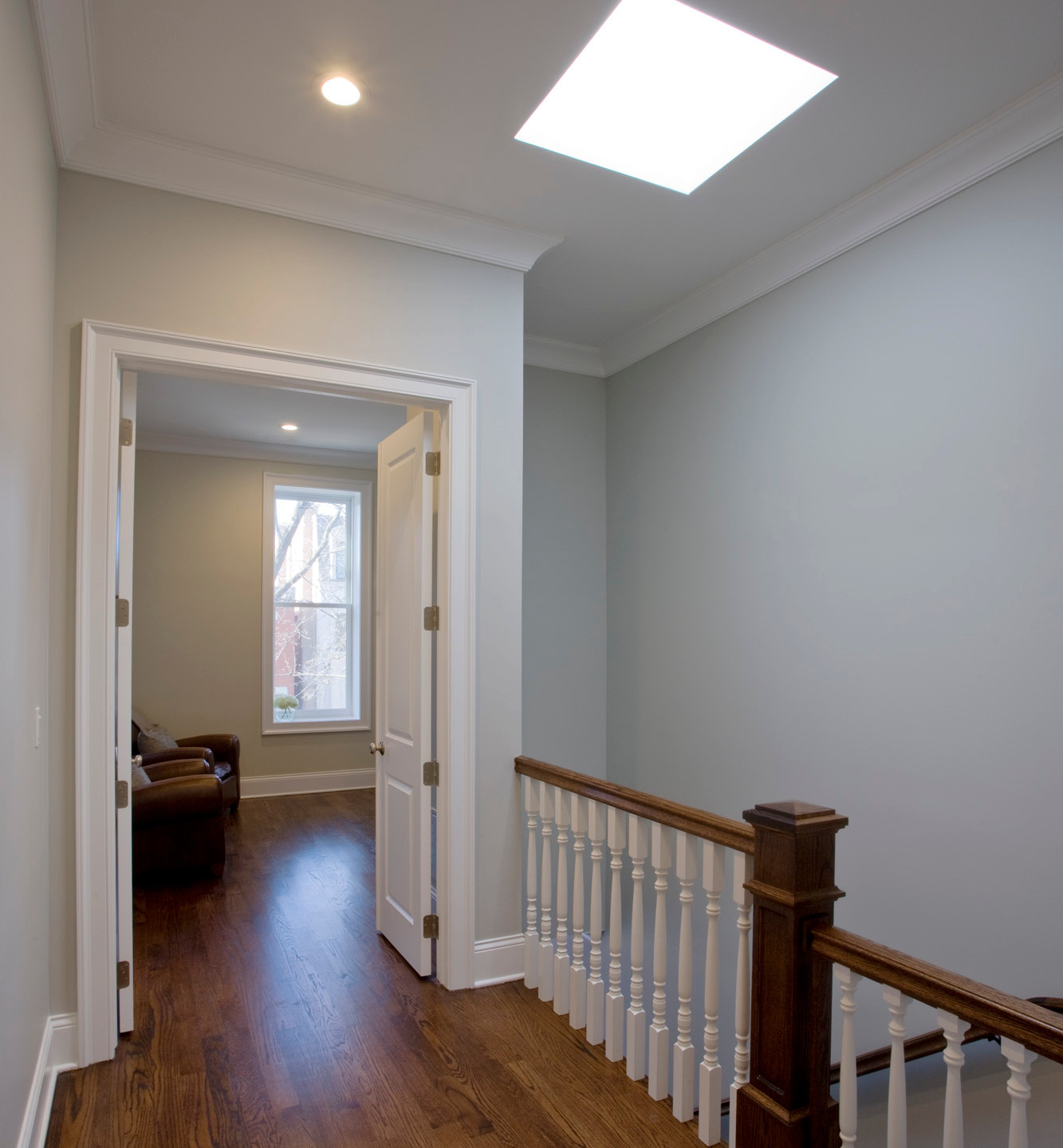 2nd Floor Hall After