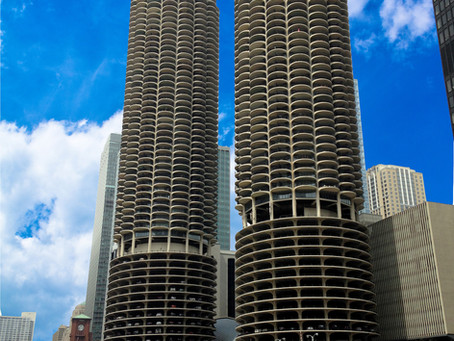 Iconic Chicago | Marina City