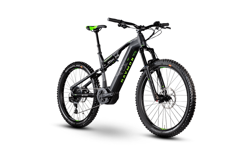 Raymon E-SEVEN TRAILRAY LTD 1.0