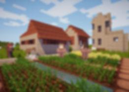Minecraft Farm