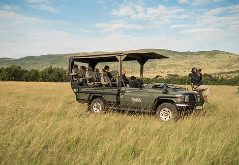 Best Safari Lodges - TAASA Private Reserve