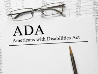 Avoiding Disability Discrimination