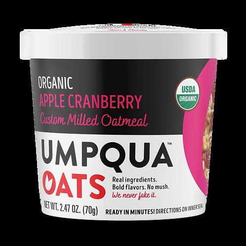 Umpqua Oats -Organic Apple Cranberry