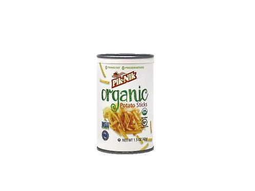 PiK-Nik Organic Potato Sticks