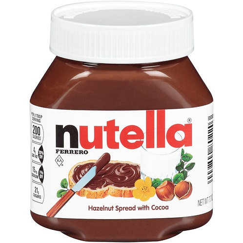 Nutella 15/13oz