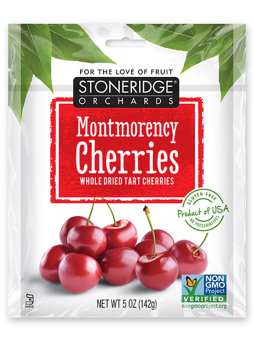 Whole Montmorency Cherries 6/5oz