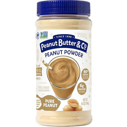 Peanut Powder Pure Peanut 6/6.5oz