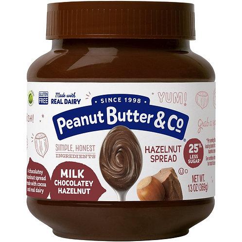 Milk Chocolatey Hazelnut 6/13oz