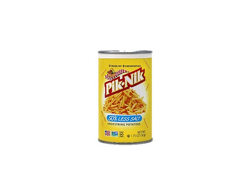 Pik-Nik 50% less Salt