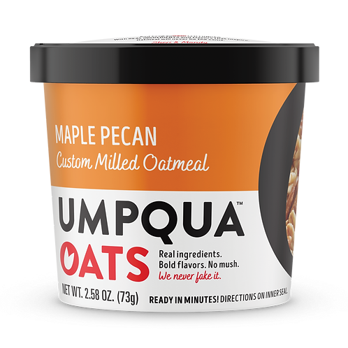 Umpqua Oats - Maple Pecan