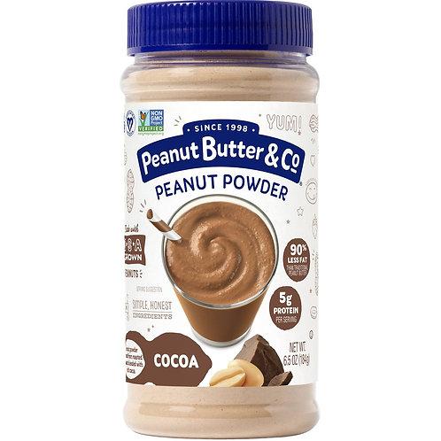 Peanut Powder Cocoa 6/6.5oz