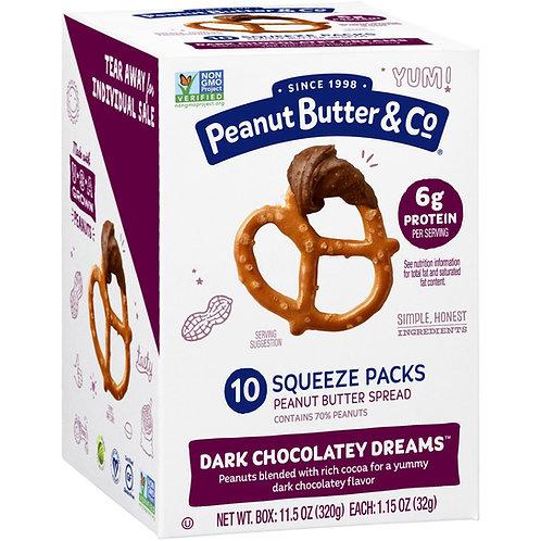 Squeeze Packs Dark Chocolatey Dreams 2-10/1.15oz