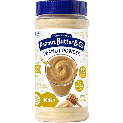 Peanut Powder Honey 6/6.5oz