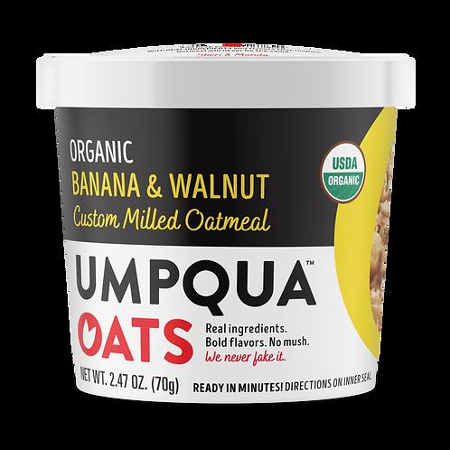 Umpqua Oats -Organic Banana & Walnut