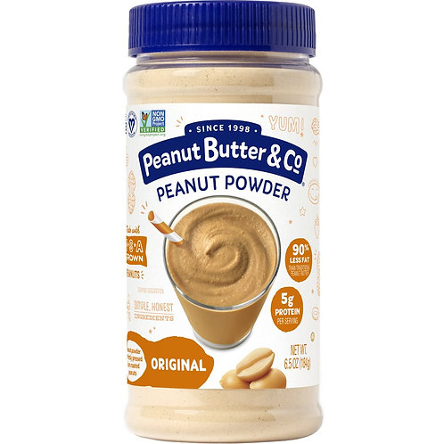 Peanut Powder Original 6/6.5oz