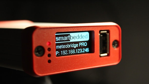 DBP200 Meteobridge Pro Red *Special Order Only*