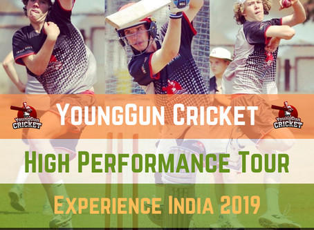 INDIA HIGH PERFORMANCE TOUR 2019 - BOOK NOW!