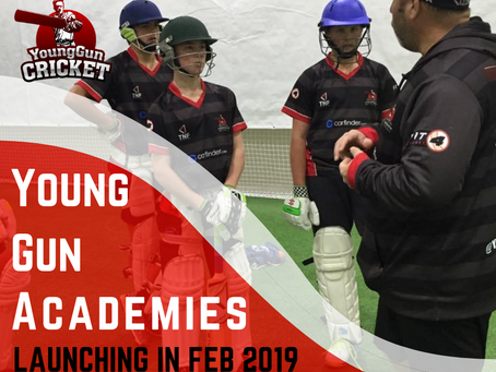 Announcement 4! YoungGun Academies