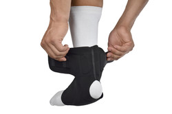 Foot Device Open Straps Back