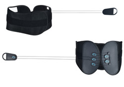 Adjustable Back Brace Both Front and Back