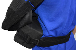 Positioning Pillow on Strap