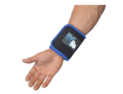 Cryo Utility Wrap on Wrist