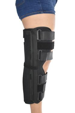 Tri-Panel Knee Side