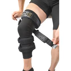 OA Knee w/ Undersleeve (showing anti-migration gel)