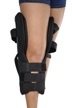 Tri-Panel Knee Lower 3 Straps