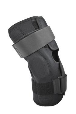 Knee Wrap Internal Hinge