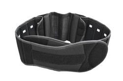 Universal Back Brace From The Back