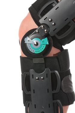 ROM Knee Close-Up