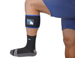 Cryo Utility Wrap on Leg