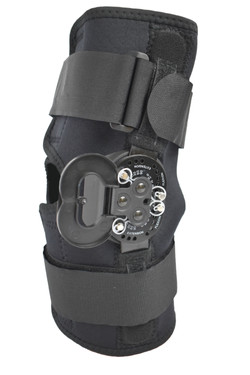 Knee Wrap External w/ Open Hinge