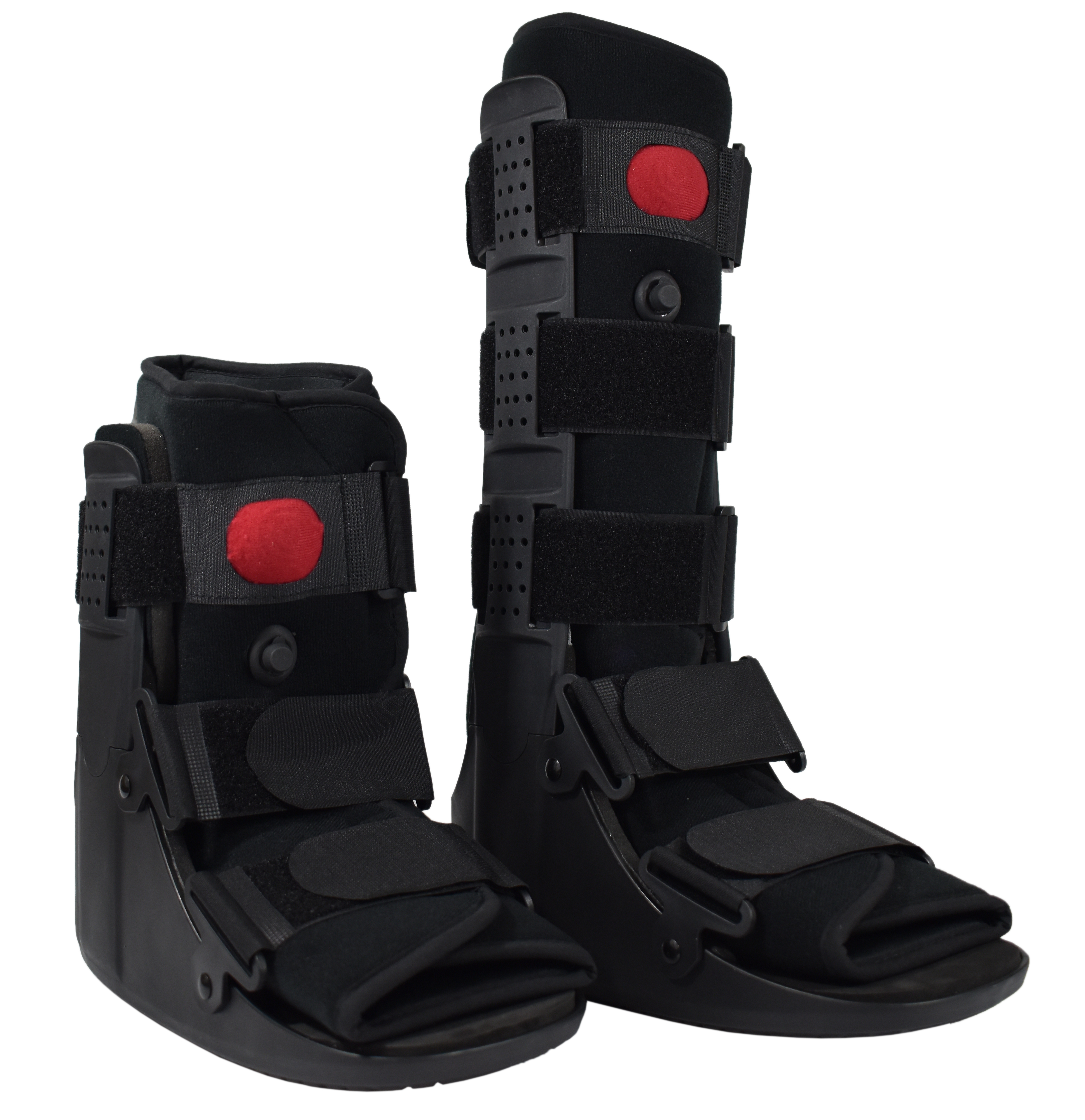 Air High and Low Top Boots