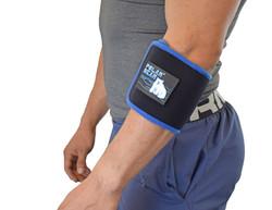 Cryo Utility Wrap on Arm