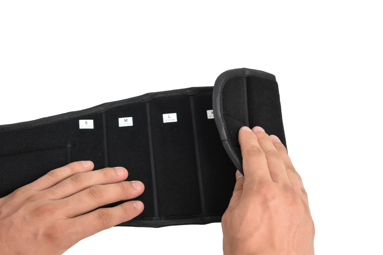 Universal Strap Folding