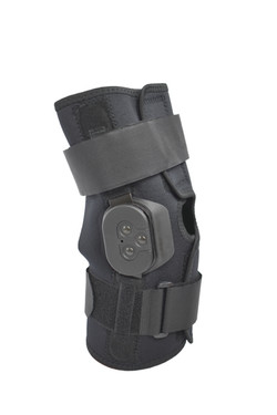 Knee Wrap External Hinge