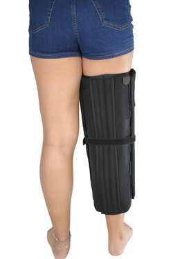 Tri-Panel Knee Back