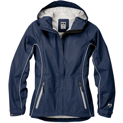 WOMEN'S 2.5 LAYER WATERPROOF BREATHABLE JACKET