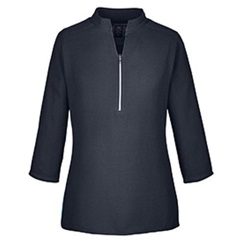 Devon & Jones Perfect Fit™ Three-Quarter Sleeve Crepe Tunic