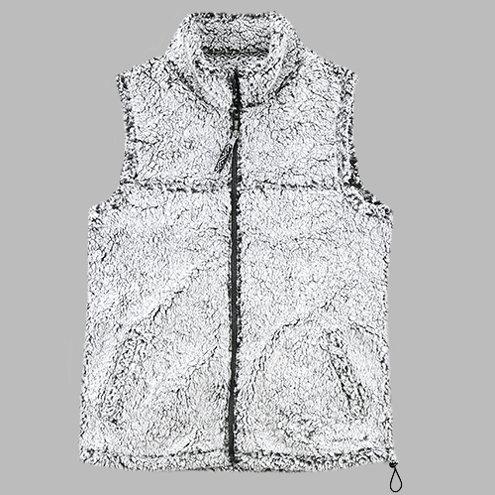 Grey Sherpa Vest