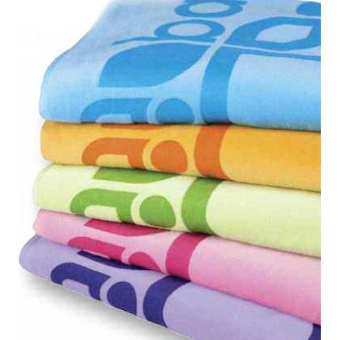 Coastal Towel w/ Tone on Tone Imprint
