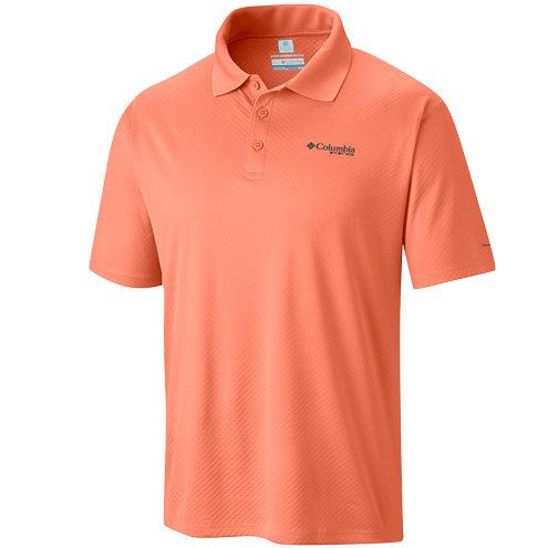Columbia Men's PFG Zero Rules™ Short Sleeve Polo