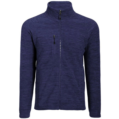 Marled Fleece Jacket