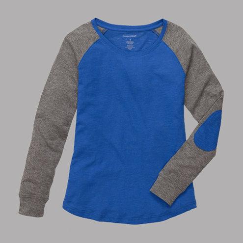 Preppy Patch T-Shirt