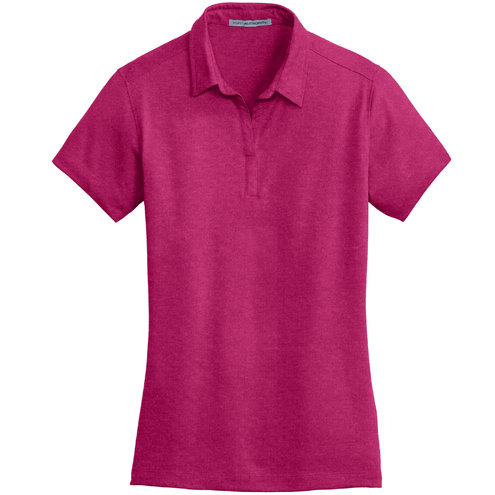 Port Authority® Ladies Meridian Cotton Blend Polo