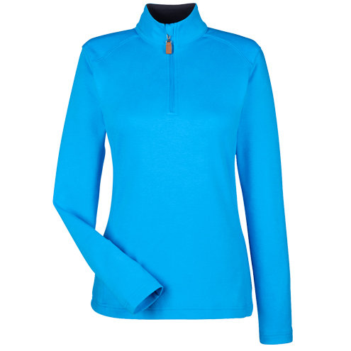 Devon & Jones Ladies' DRYTEC20™ Performance Quarter-Zip